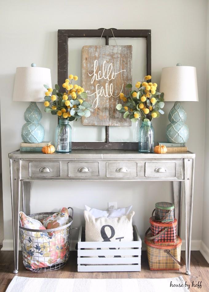Die richtige Herbst Deko für Ihr Haus  Wohnen mit Klassickern