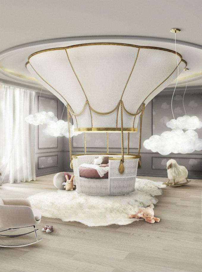 Deko Ideen fürs Kinderzimmer deko ideen Deko Ideen fürs Kinderzimmer balao acabamento