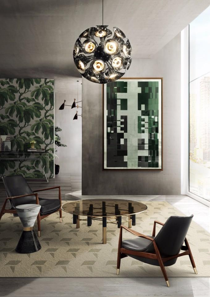 So dekorieren Sie Ihr Haus im Retro Stil retro stil So dekorieren Sie Ihr Haus im Retro Stil delightfull botti 12 art deco vintage round pendant lamp essentials collection