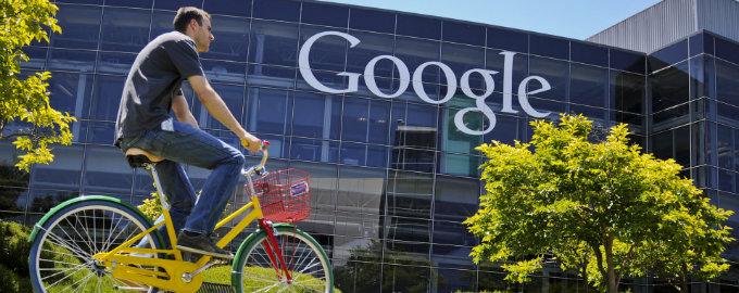 So lebt und arbeitet man im Google Hauptsitz