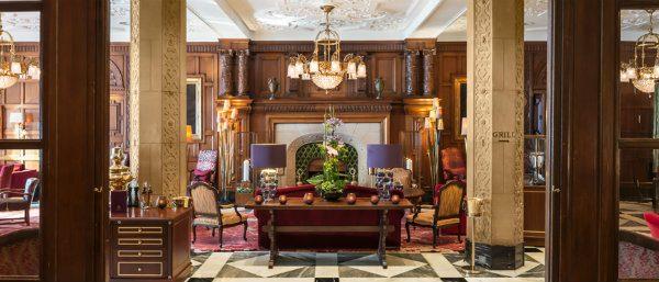 Fairmont Hotel Vier Jahreszeiten – das ultimative Luxus Hotel in Hamburg