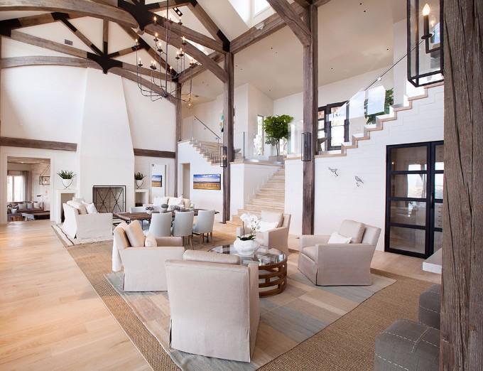 the-epitome-of-a-fine-modern-country-1 rustikal stil Wie ein Landhaus - Gestalten Sie Ihre Wohnräume mit den Rustikal Stil The Epitome Of A Fine Modern Country 1