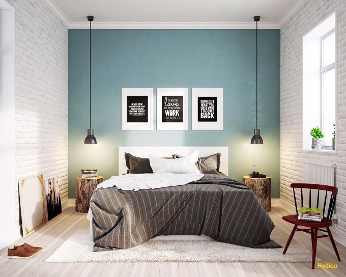 Holen Sie sich den nach Hause skandinavisches design Holen Sie sich das Skandinavisches Design nach Hause light blue scandinavian bedroom design