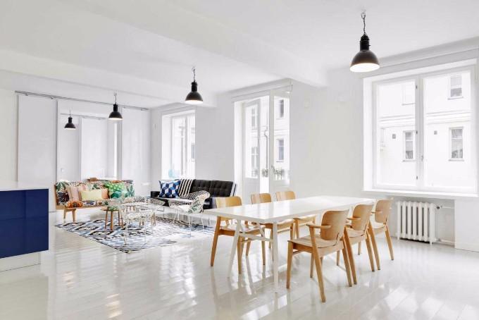 Holen Sie sich den nach Hause skandinavisches design Holen Sie sich das Skandinavisches Design nach Hause open space scandinavian decor