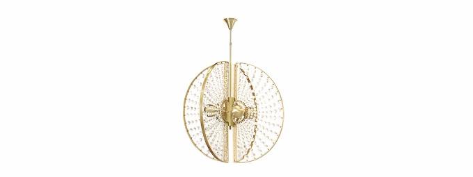 roxy-chandelier-1 neue möbelkollektion Die neue Möbelkollektion von KOKET roxy chandelier 1