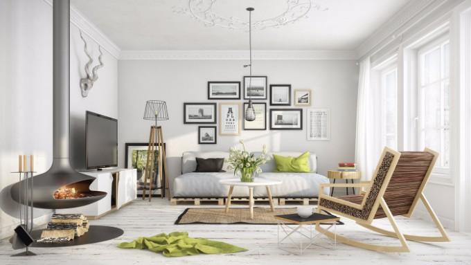 Holen Sie sich den nach Hause skandinavisches design Holen Sie sich das Skandinavisches Design nach Hause white washed floors