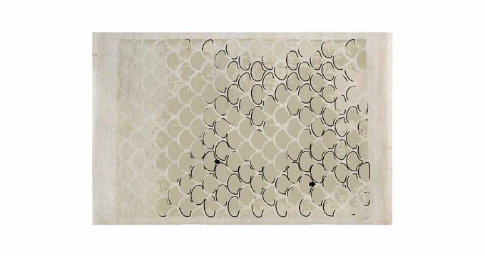 koi-hand-knotted-rug-modern-contemporary-design-by-brabbu-1 teppiche Tolle Teppiche die Innenräume verschönern koi hand knotted rug modern contemporary design by brabbu 1