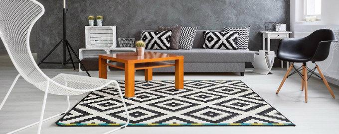 Tolle Teppiche die Innenräume verschönern