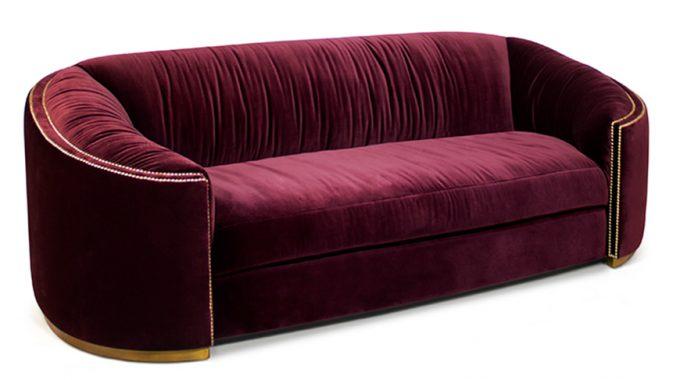 Wohnzimmer Trends 2017: Samt Sofas wohnzimmer trends 2017 Wohnzimmer Trends 2017: Samt Sofas 2015 modern living room furniture trend 5 velvet sofa to have 2 1 e1486643136673