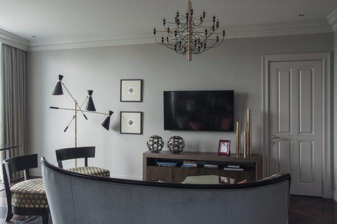 klassische moderne Wohnideen, Mid Century Inspirationen, Minimalismus Design, zeitgenössiges Design, eklektische Inspirationen, Art Deco Wohndesign art deco wohndesign Kyiv décor: Art Deco Wohndesign DSC0202 e1487244452993