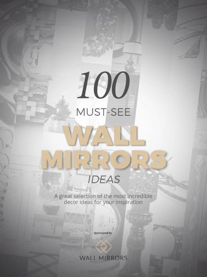 Entdecken Sie Fantastische Wandspiegel für das beste WohnDesign wandspiegel Entdecken Sie Fantastische Wandspiegel für das beste WohnDesign 100 Must See Wall Mirrors For a Dazzling Interior 1 e1490863520549