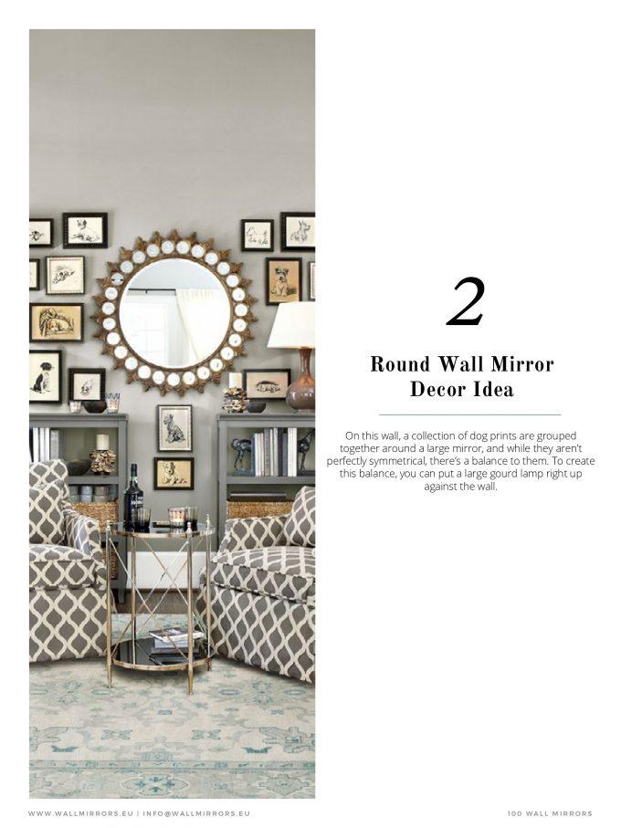 Entdecken Sie Fantastische Wandspiegel für das beste WohnDesign wandspiegel Entdecken Sie Fantastische Wandspiegel für das beste WohnDesign 100 Must See Wall Mirrors For a Dazzling Interior 3 e1490863561292