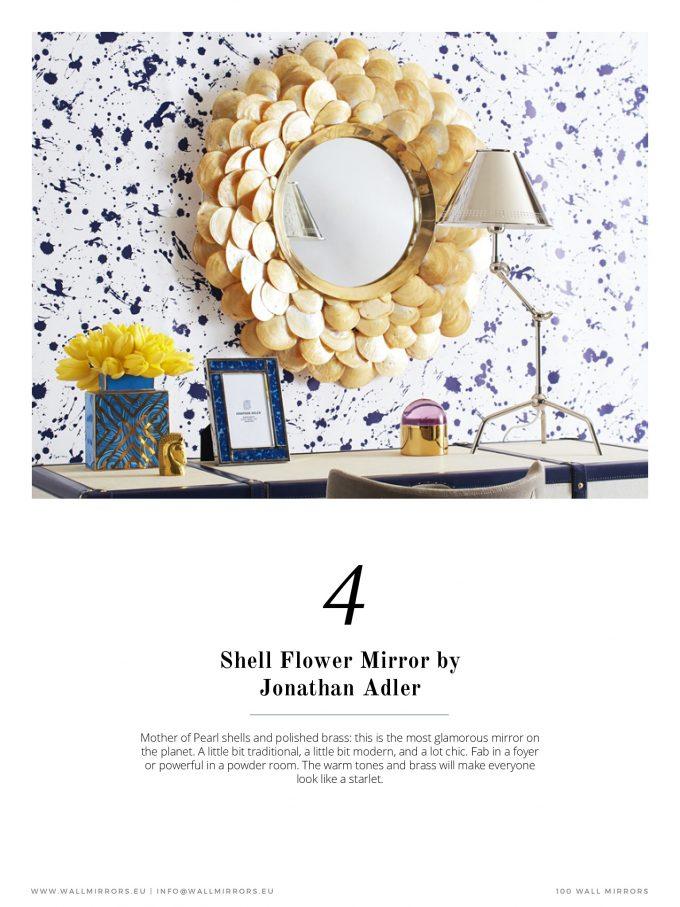 Entdecken Sie Fantastische Wandspiegel für das beste WohnDesign wandspiegel Entdecken Sie Fantastische Wandspiegel für das beste WohnDesign 100 Must See Wall Mirrors For a Dazzling Interior 5 e1490863601605