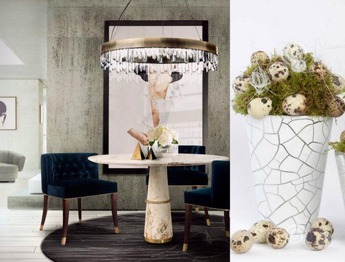 Dekorationen Ideen für diesen Ostern dekorationen ideen Dekorationen Ideen für diesen Ostern collage1 e1490951193631