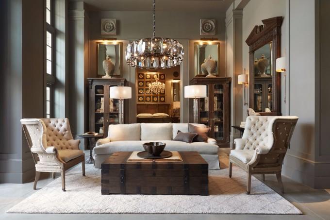teuerste möbeldesign Die teuerste Möbeldesign Firmen der Welt RESTORATION HARDWARE2 1