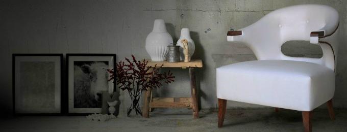 Neuen Minimalistisches Design für einen Eklektischen Stil