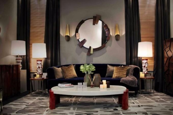 Herbst 2017: Luxuriöse Wohnzimmer für den Herbst designer möbel tipps 7 MUSS Designer Möbel TIPPS FÜR Ein Traum-WOHNZIMMER Raumausstattung nowoczesne dywany 23