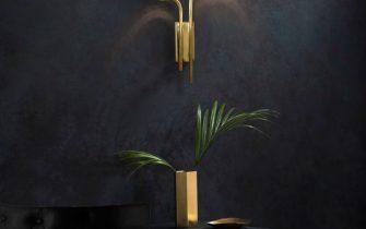 Luxuriöse Eingangshalle Limited Edition Luster Kollektion Limited Edition Luster Kollektion von Boca Do Lobo hat neue Ergänzungen BB Project Brasil House 1 minimalismus design Neuen Minimalismus Design für einen Eklektischen Stil BB Project Brasil House 1