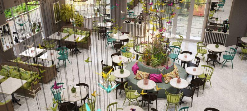 Außergewöhnliches Restaurant- und Bar-Design Von Kitzig Interior Design restaurant- und bar-design Außergewöhnliches Restaurant- und Bar-Design Von Kitzig Interior Design 1 MBT Kakadu Innenraum 2 160210 e1486986509526