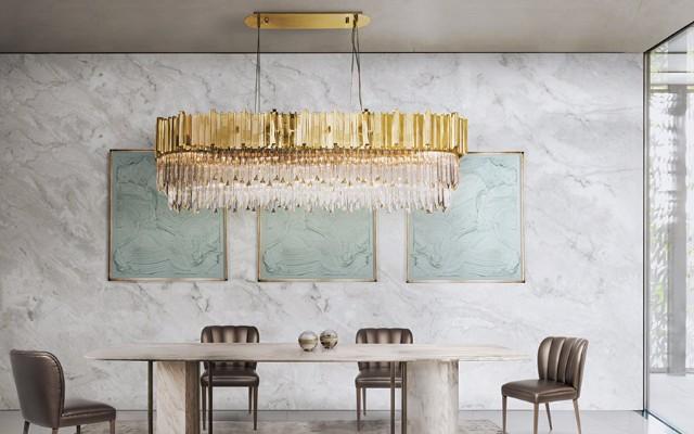 Erstauliche Skadinavische Esszimmer-Ideen für den Herbst. 200 Must Have Lighting Furniture Design Pieces By BRABBU Part 1 46