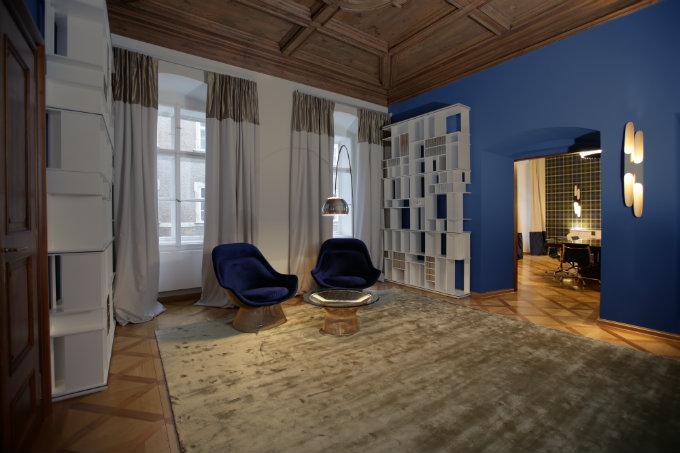 Beste Innenarchitektur Projekte : Das vornehme Büro von Home Interiors innenarchitektur Beste Innenarchitektur Projekte : Das vornehme Büro in Salzburg IMG 9749o