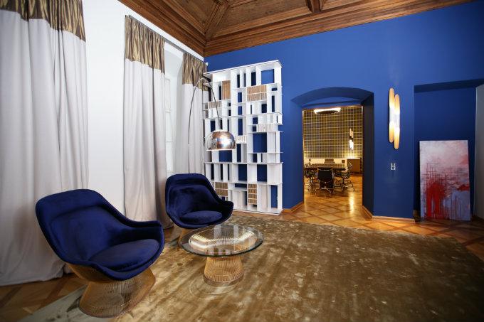 Beste Innenarchitektur Projekte : Das vornehme Büro von Home Interiors innenarchitektur Beste Innenarchitektur Projekte : Das vornehme Büro in Salzburg IMG 9752o