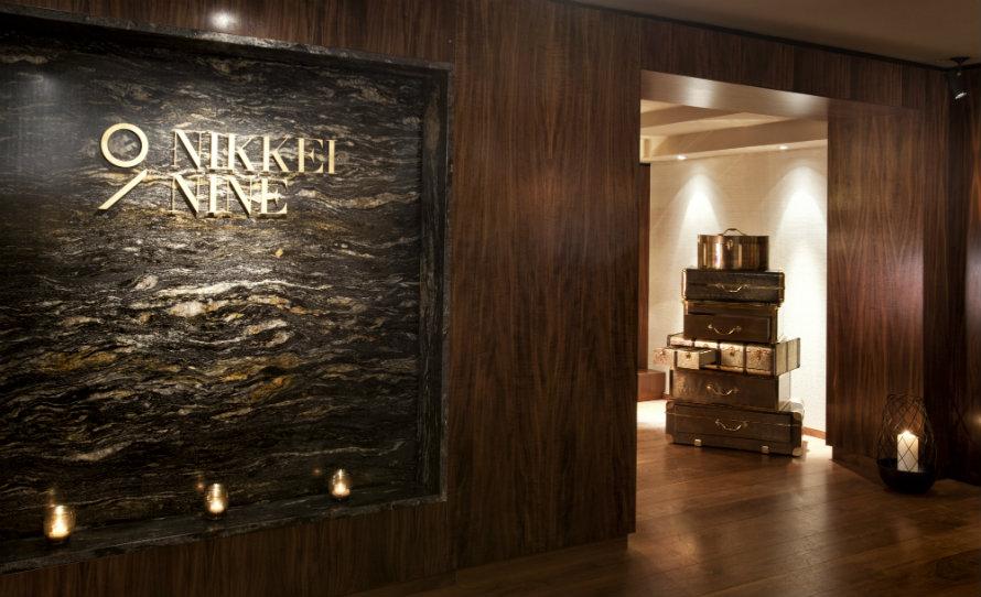 Nikkei Nine Hamburg - Die vornehmste Fusionsküche und Innenarchitektur fusionsküche NIKKEI NINE HAMBURG – DIE VORNEHMSTE FUSIONSKÜCHE UND INNENARCHITEKTUR NikkeiNine Koffer