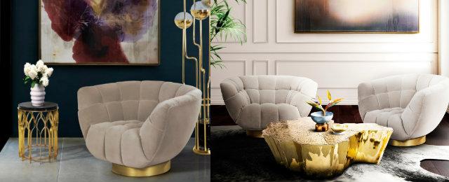 samt stühle 5 Erstaunliche Samt Stühle für kleine Wohnzimmer capa1