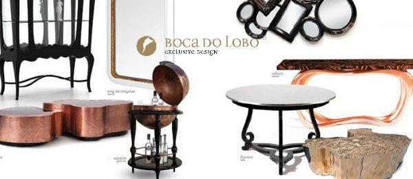 produktdesign Entdecken Sie die markante Produktdesign Sammlung von Boca do Lobo feature 2 600x260