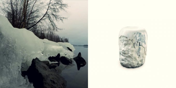 Designer Kunst Möbel Designer Kunst Möbel: Erstaunliche Natur Inspirationen Eis design M  bel 1 e1499848435123