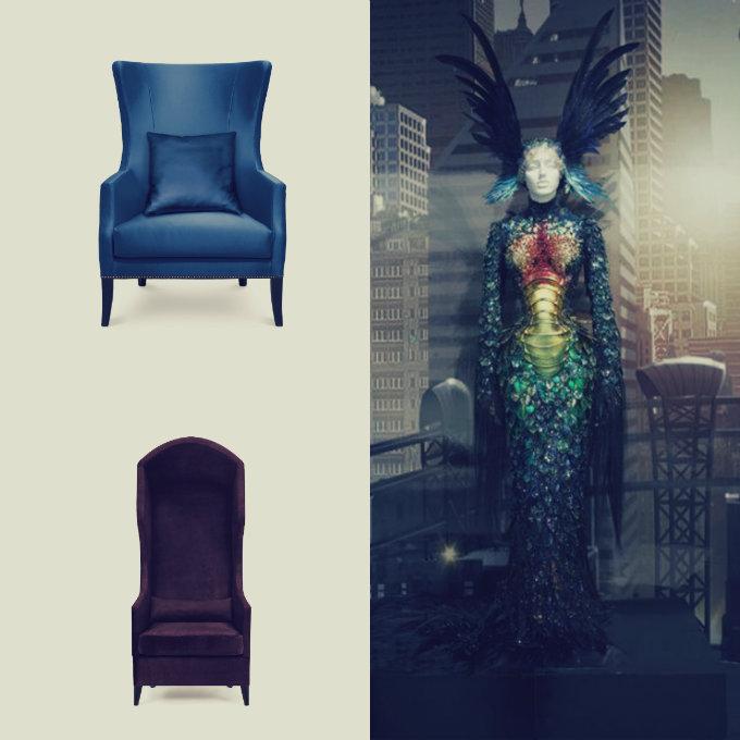 möbel design Mode und Möbel Design treffen sie sich in der Phantasie Mode M  bel 2