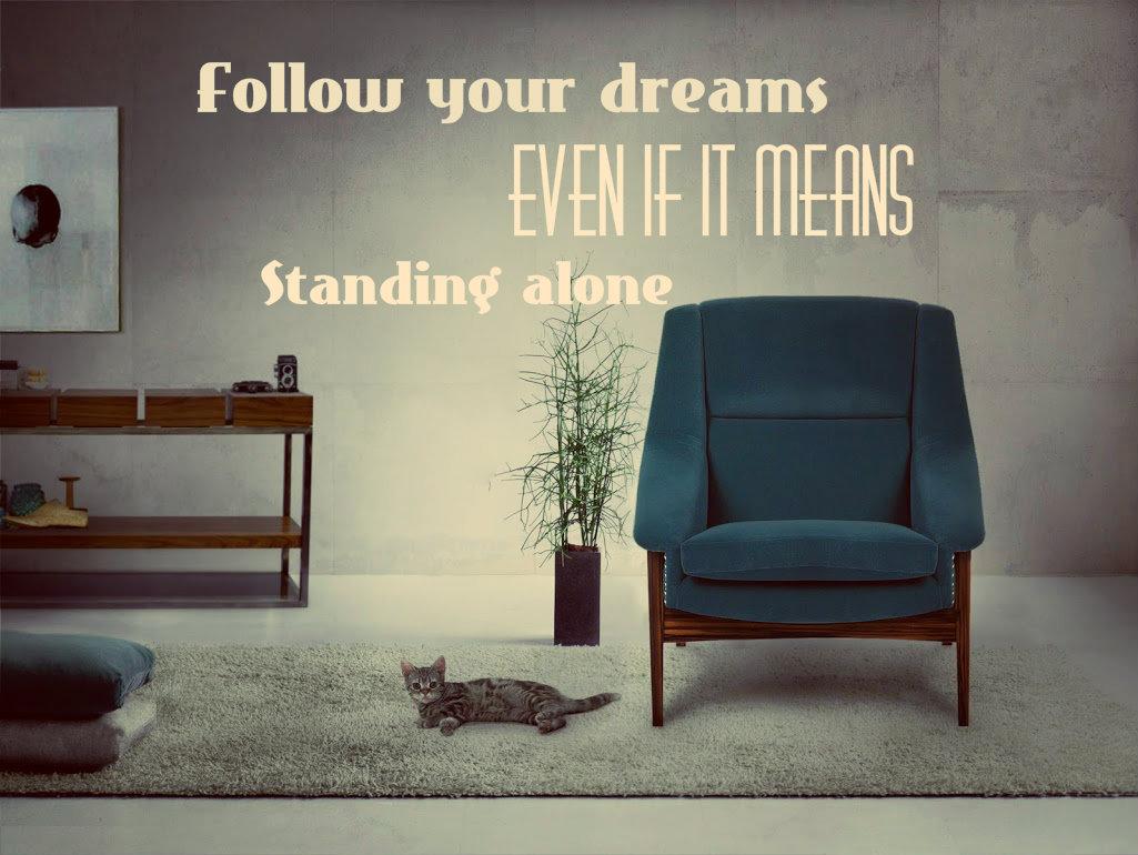 Glücklich zu Hause: Einrichtungsideen mit Motivationswände  einrichtungsideen Glücklich zu Hause: Einrichtungsideen mit Motivationswände Mural1