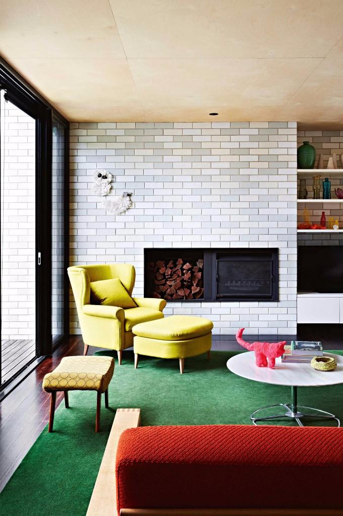 Pantone Farben Spiele in der Innenarchitektur pantone farben Pantone Farben Spiele in der Innenarchitektur Roundup Colorful Rooms 2 Melbourne