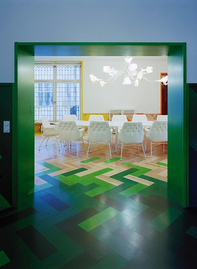 Pantone Farben Spiele in der Innenarchitektur pantone farben Pantone Farben Spiele in der Innenarchitektur Roundup Colorful Rooms 3 Humlegarden