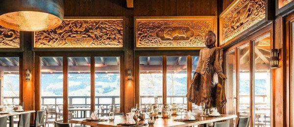 hotel und restaurant design Hotel und Restaurant Design von Iria Degen Interiors capa 2 600x260