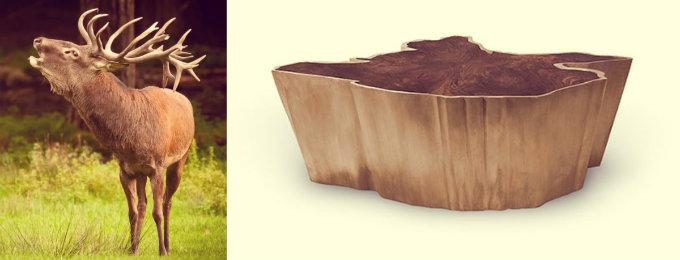 designer kunst möbel Designer Kunst Möbel: Erstaunliche Natur Inspirationen capa 6