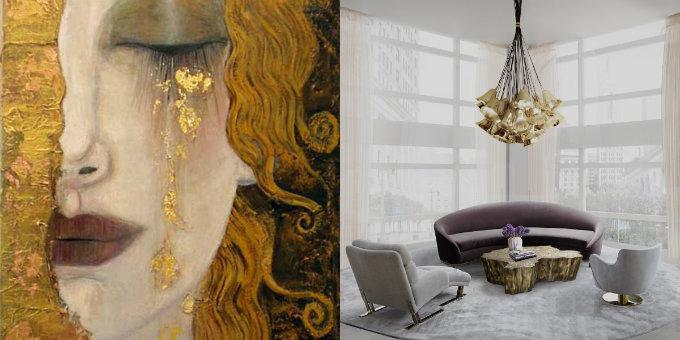 Meine Innenarchitektur-Geheimnisse Für Ein Modernes Design modernes design Meine Innenarchitektur-Geheimnisse Für Ein Modernes Design klimt