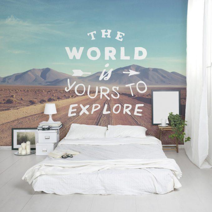 Glücklich zu Hause: Einrichtungsideen mit Motivationswände einrichtungsideen Glücklich zu Hause: Einrichtungsideen mit Motivationswände yours to explore e1500893820614