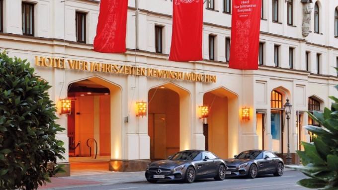 top luxus hotels Unglaubliche Top Luxus Hotels in München für das Oktoberfest Hotel Vier Jahreszeiten Kempinski Munich