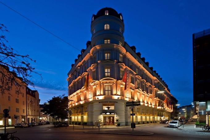 Unglaubliche Top Luxus Hotels in München für das Oktoberfest top luxus hotels Unglaubliche Top Luxus Hotels in München für das Oktoberfest Mandarin Oriental Munich