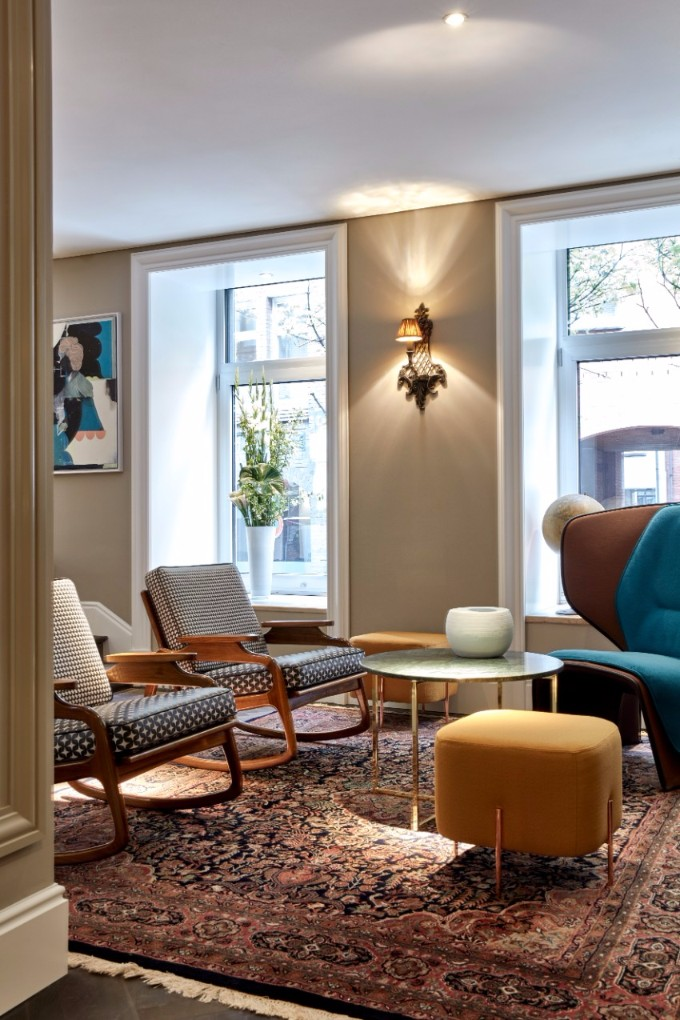 hotel inneneinrichtung Unglaubliche Hotel Inneneinrichtung in Hamburg Sir Nikolai Study2