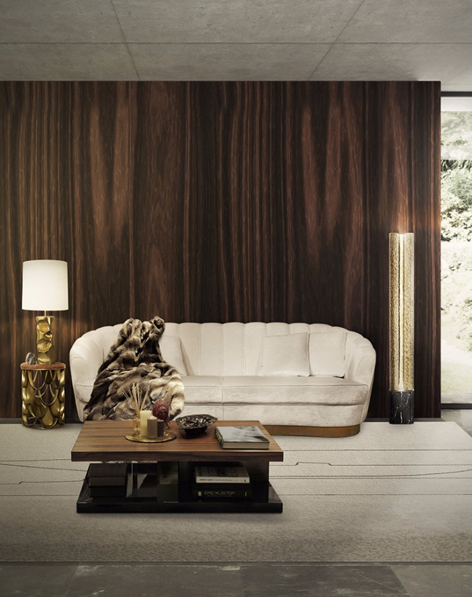 wohndesign ideen stehlampen in ihrem wohnzimmer design wohnen mit klassikern. Black Bedroom Furniture Sets. Home Design Ideas