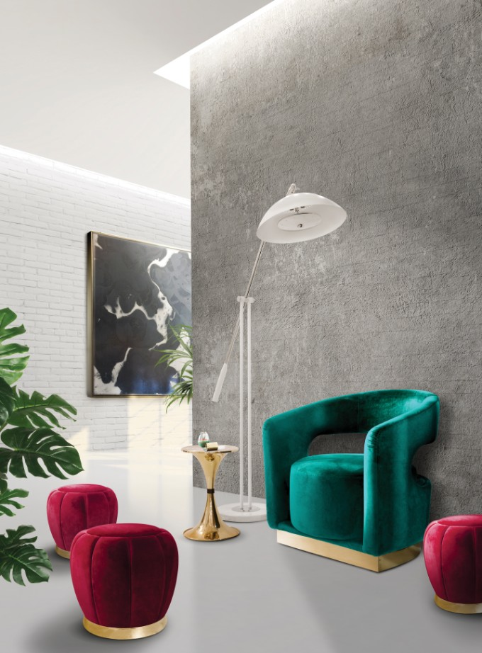 wohndesign ideen stehlampen in ihrem wohnzimmer design. Black Bedroom Furniture Sets. Home Design Ideas