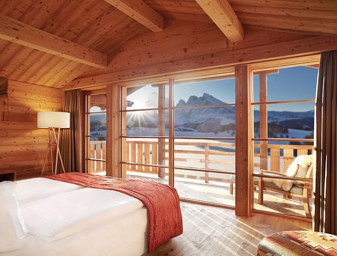 luxus chalets Atemberaubende Luxus Chalets für Winterurlaub in der Natur adlermountainlodge5