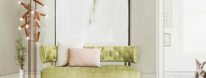 Wohndesign-Ideen: Stehlampen in Ihrem Wohnzimmer Design ...