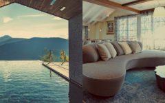 luxus chalets Atemberaubende Luxus Chalets für Winterurlaub in der Natur collage 1 240x150
