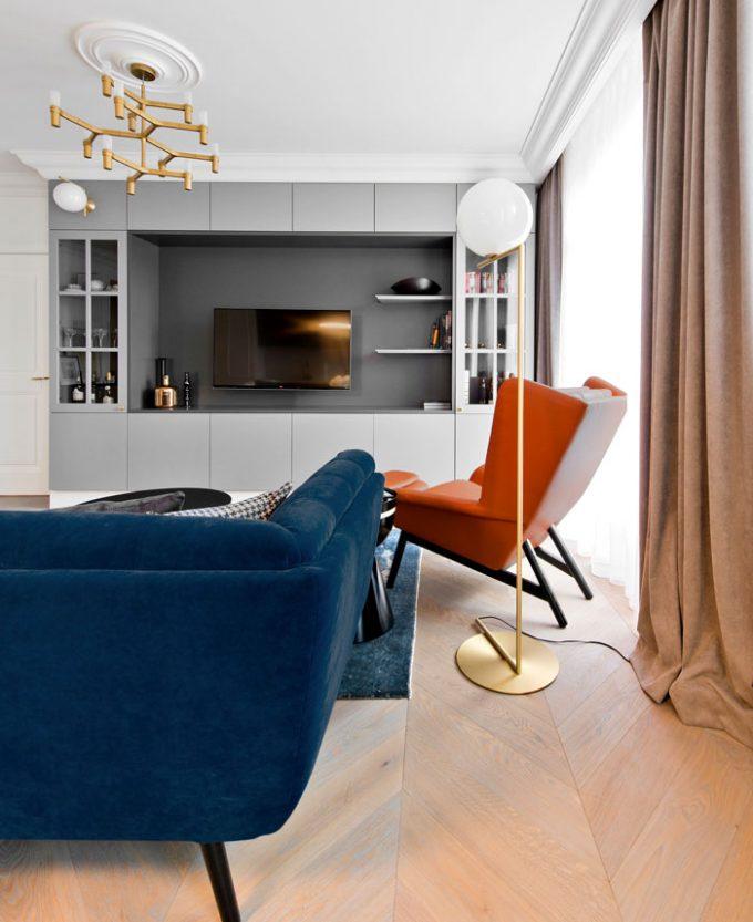 Top 5 Erstaunlichste Innenarchitektur Tendenzen für 2018 innenarchitektur tendenzen für 2018 Top 5 Erstaunlichste Innenarchitektur Tendenzen für 2021 living room colors materials 13 e1502285066170