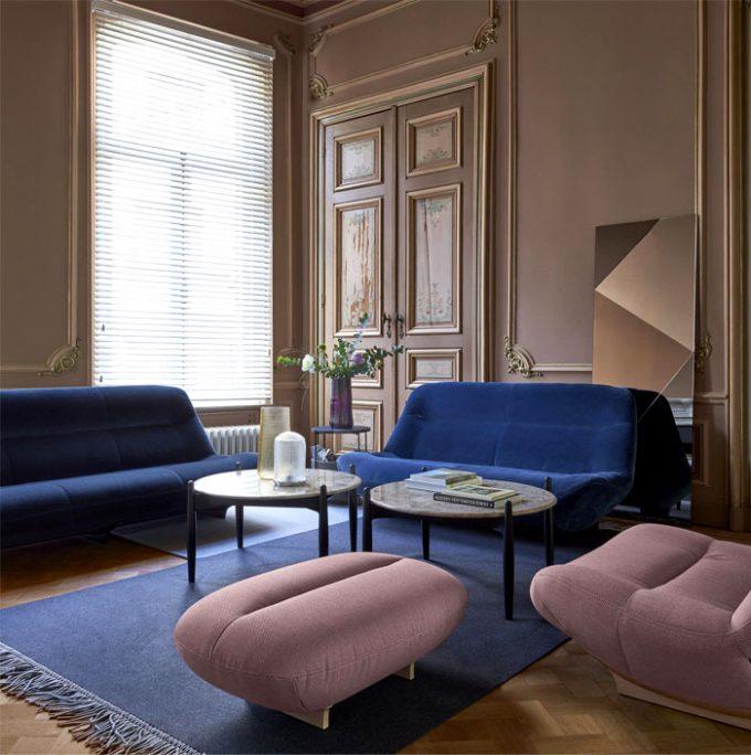 Top 5 Erstaunlichste Innenarchitektur Tendenzen für 2018 innenarchitektur tendenzen für 2018 Top 5 Erstaunlichste Innenarchitektur Tendenzen für 2021 living room colors materials 2 e1502284990206