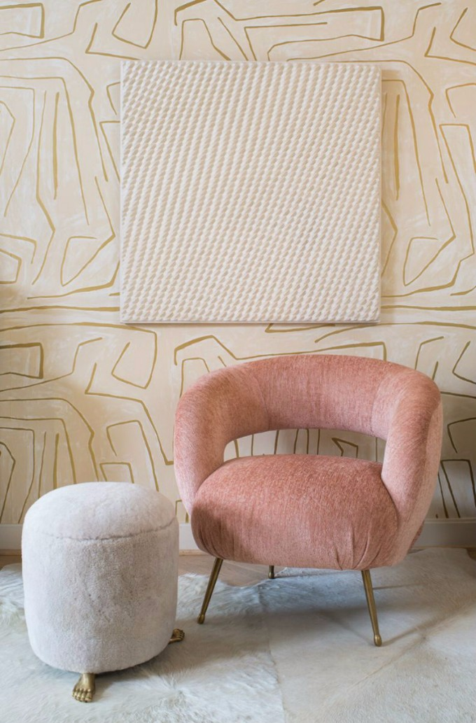 10  Charmante moderne Samtsessel, die Sie lieben werden 10 Charming Velvet Modern Chairs You Will Not Resist 10
