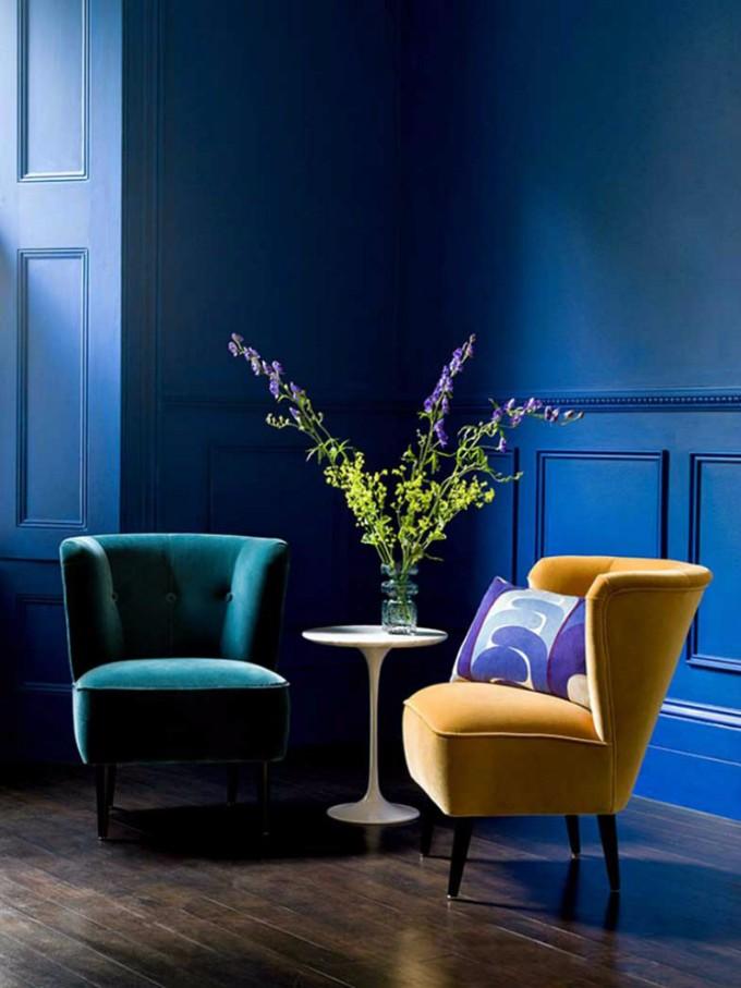 10  Charmante moderne Samtsessel, die Sie lieben werden 10 Charming Velvet Modern Chairs You Will Not Resist 2